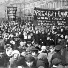 Niemand erwartete die russische Revolution