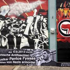 »Eine dauerhafte Bewegung gegen die Nazis«