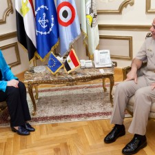 Merkel, Al-Sisi und seine Terrorherrschaft in Ägypten
