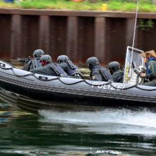 Schützt die Polizei uns vor Terrorismus?