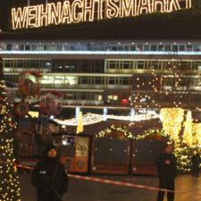 Nach der Tragödie in Berlin: Nein zu Rassismus und Krieg