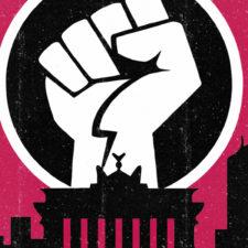 Berlin: Vorwärts Genossen, wir müssen zurück