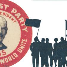 US-Wahl: Als Millionen für Debs und den Sozialismus stimmten