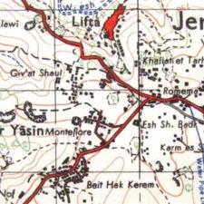 Vor 70 Jahren: Das Massaker von Deir Yassin