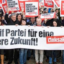 DIE LINKE: Mit Klassenpolitik gegen rechts