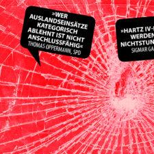 Bundestagswahl 2017: Klare Kante statt Lagerwahlkampf