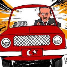 Türkei: Erdogan spielt mit dem Feuer