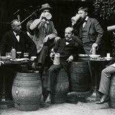 Alkohol in der Arbeiterbewegung: Promille, Protest und Proleten
