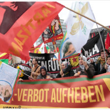 Solidarität statt Repression: Weg mit dem PKK-Verbot!