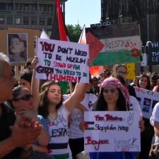 »Wir erheben unsere Stimme gegen die Unterdrücker«