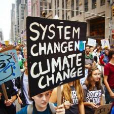 400.000 demonstrieren in New York für Klimagerechtigkeit