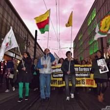 Solidarität mit Kobane! Nein zur Intervention des Westens!