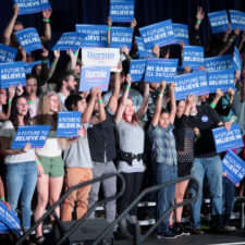 US-Wahl: »Die Demokratische Partei ist ein Friedhof für Sanders' Forderungen«