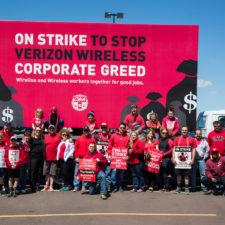 US-Wahl: »Der Streik bei Verizon hat vieles verändert«
