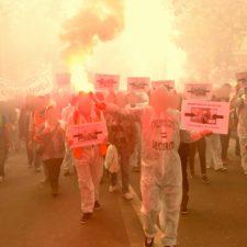 Frankreich: Massenproteste könnten Regierung stürzen