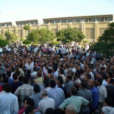 Neue Arbeitskämpfe in Ägypten