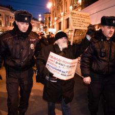 Putins Russland und der Mythos des »patriotischen Konsens«