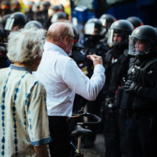 Proteste und die Polizei – Demobeobachtung in Hamburg