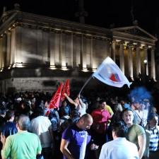 Aktivistenstimmen aus Griechenland: »Der Kampf geht weiter«