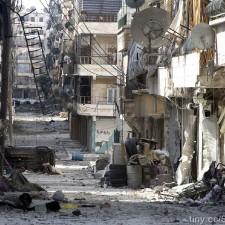 Krieg um Aleppo: Schlachtfeld eines Stellvertreterkrieges