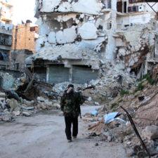 Warum Assad Ostaleppo zerstört