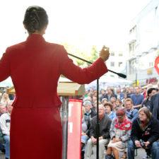 Debatte um Wagenknecht : Kampf um die LINKE statt Wahlboykott