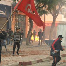 Proteste in Tunesien: Geht der Arabische Frühling weiter?