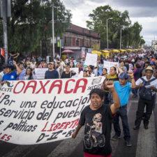 Polizei tötet Demonstranten bei Lehrerstreik in Mexiko