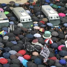 Polen: Widerstand in Schwarz