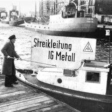 Politischer Streik in Deutschland – Von der Werft ins Krankenhaus