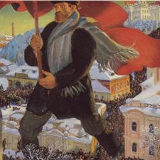 Oktoberrevolution 1917: Großer Aufbruch und tiefer Fall