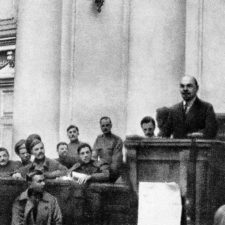 »Lenins Thesen schlugen ein wie eine Bombe«