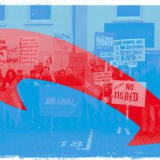 Wie die Linke in Münster die AfD unter fünf Prozent hielt