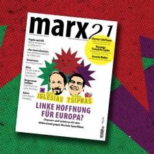 Neues Magazin: Linke Hoffnung für Europa?