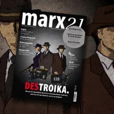 Neues marx21-Magazin: Syriza und der Kampf gegen die Troika