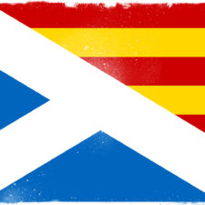 Katalonien und Schottland: Sollen Linke für die Unabhängigkeit eintreten?