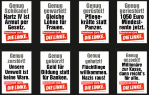 Münster: Eigene Wahlplakate mit Attacke