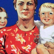 Wie der Stalinismus die Rechte der Frauen wieder beschnitt
