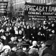 Die Frauen von 1917